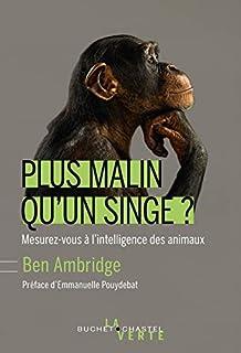 Plus malin qu'un singe?: Mesurez-vous à l'intelligence des animaux?