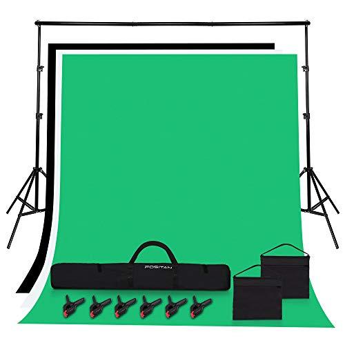 【初心者向け】グリーンバックとは?素材の作り方や合成方法を解説のサムネイル画像