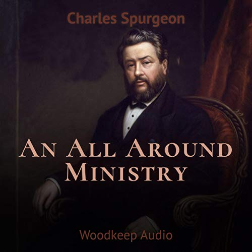 An All-Around Ministry audiobook cover art