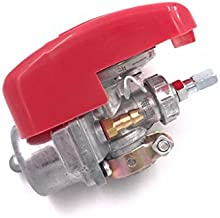 dolphin1986 High Performance Speed Carburetor -Motorized Bike Engine kit-for Gas Motorized Bicycle 66CC/80CC