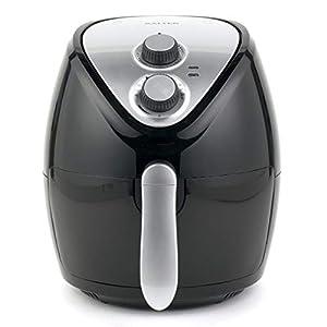 Salter EK2818 Healthy Cooking Air Fryer 1300 W, Black, 3.2 Litre