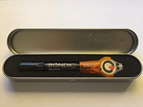 Bondic® Pocket - DAS ORIGINAL seit 2010 - UV-Reparatursystem mit lichthärtendem Flüssigkunststoff Klebstoff - verbinden, fixieren, modellieren, reparieren