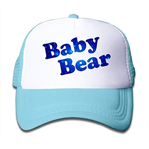 SWLM Baby Bear Toddler Adjustable Baseball Hip-Hop Caps