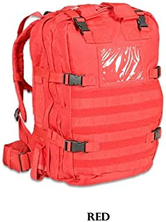 Elite First Aid Stomp Medical Kit - Red