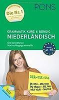PONS Grammatik kurz & buendig Niederlaendisch: Die beliebteste Nachschlagegrammatik