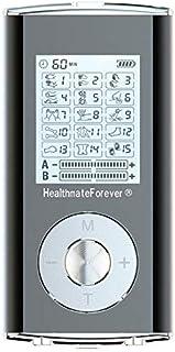 HealthmateForever 8 modos Electro masaje muscular terapia máquina negro