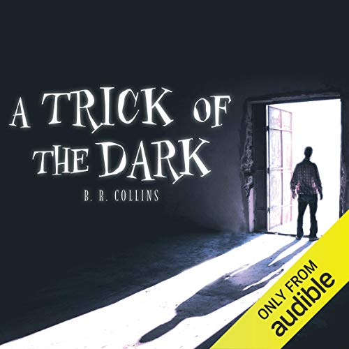 A Trick of the Dark audiobook cover art