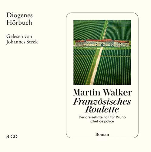 Französisches Roulette: Der dreizehnte Fall für Bruno, Chef de police (Diogenes Hörbuch)