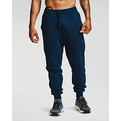 Under Armour Pantaloni Uomo Jogger,NAVY,MD