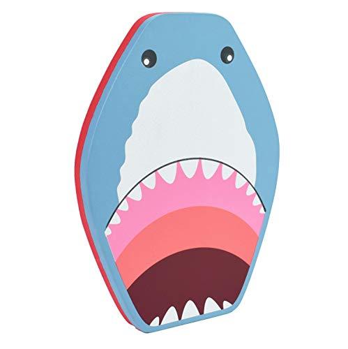 Soaked Unisex-Youth Kick Board Shark Swim Float, Kids