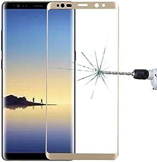 Phone Screen Protectors - Haweel for Galaxy Note 8 Screen Protector 0.3mm 3D Curved Full Screen Tempered Glass Screen Film...