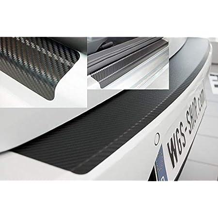 Ladekantenschutz Lackschutzfolie Schutzfolie 3d Carbon Schwarz Auto Folie Lackschutz 10275 Auto
