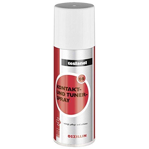 TESLANOL T6 Kontakt-Tuner-Spray 400 ml; Kontakt- und Tunerspray 400 ml