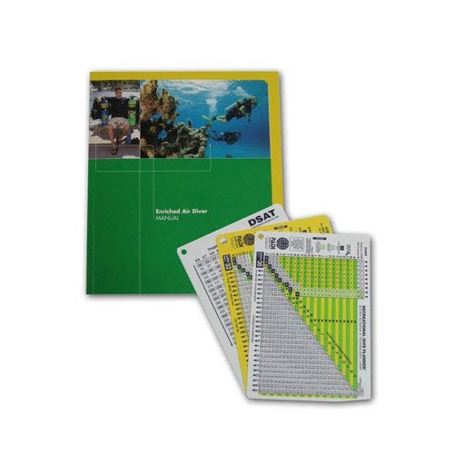 Padi Manual - Enriched Air Diver with Tables (Arabic) - 71153A