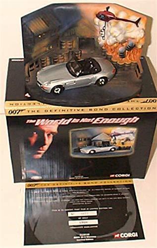 Corgi James Bond The World is Not enough B.M.W Z8...