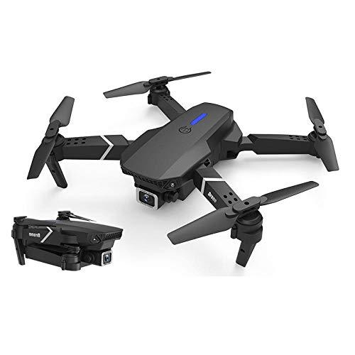 YYYFF Drone con Telecamera 4K WiFi FPV in Tempo Reale Ad Alta Definizione Ad Alta Definizione Ad Alta Definizione Mantenendo Doppia Borsa Pieghevole Fotocamera-4K PRO