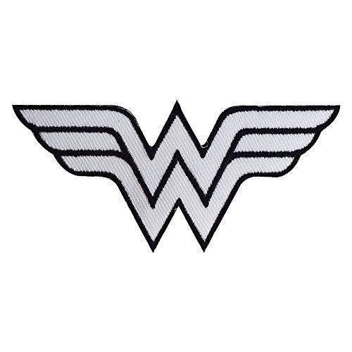Wonder Woman Super Hero Movie Iron On Patch Naai Op patch Geborduurde Patch/Badge voor Kleding Shirts Jeans etc