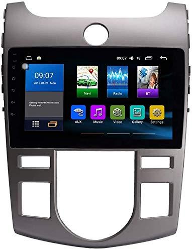 Adecuado para KIA FORTE 2008-2017 MAG.AL Android 10 Coche Estéreo Estéreo GPS navegación host navegación por satélite navegación por satélite 2.5D IPS Pantalla táctil Control de teléfono móvil SWC