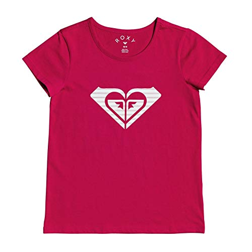 Roxy Endless Music Print A-T-shirt voor meisjes, 4-16