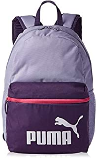 PUMA Fashion Backpack for Women - Polyester, Purple 75487
