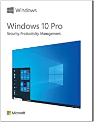 Windows 10 Pro bit will be delivered by Amazon courier in an official sealed box on USB stick. Instruction for installation Windows 10 Professional 64 bit will be provided with the product. Windows 10 Pro USB includes a Flash Drive, Activation key an...