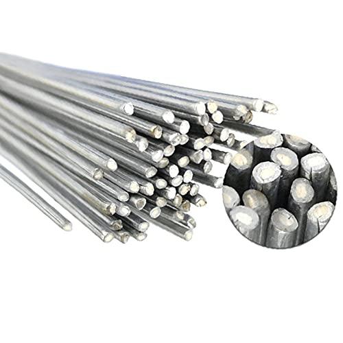 Flujo de aluminio con alambre de soldadura fácil de fusión de las barras de soldadura de fusión para la soldadura de aluminio sin necesidad de las barras de soldadura en polvo de la batería de la moto