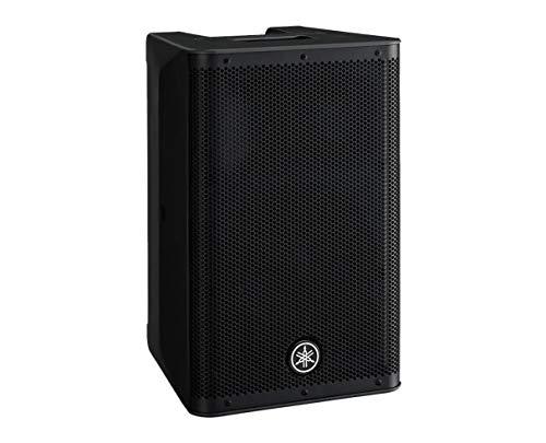 "Yamaha DXR8MKII, 8"" 1100W Powered Speaker Cabinet"