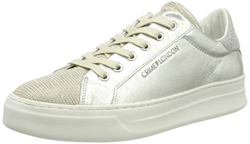 Crime London Damen 25606PP1 Sneaker, Gold (Platin 26), 40 EU