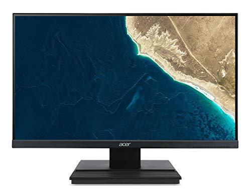 Acer V276HLCbid (UM.HV6EE.C05) V276HLCbid 69cm (27 '') Breite ZeroFrame 16: 9 VA 6ms 100M: 1 ACM 300nits LED HDMI DVI EURO / UK EMEA TCO6.0 Schwarz EcoDisplay
