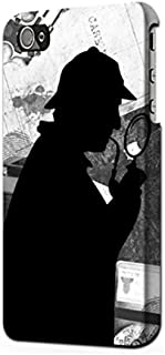 R2515 Detective Sherlock Holmes Case Cover For IPHONE 5 5S SE