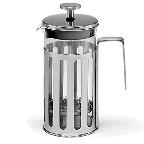 Find Discount Coffee Press Glass Press Pot Stainless Steel Filter Press Coffee French Filter Press H...
