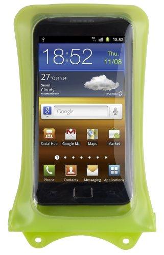"""DiCAPac WP-C1 Etui étanche pour Smartphone 4,7"""" Vert"""