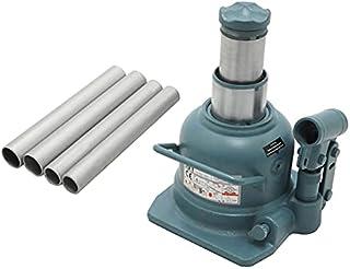 油圧ジャッキ 10トン 低床 コンパクト 128-223mm ボトルジャッキ 建築ジャッキ フォークリフト用ジャッキ ダルマジャッキ トラックジャッキ ミニ油圧ジャッキ OBJ-10