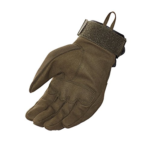 Royal Enfield Military Gloves Olive L 22CM(RRGGLH000058)