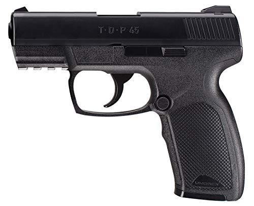Umarex TDP 45 .177 Caliber Stee BB Gun Air Pistol , Black