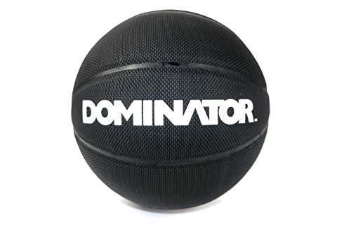DOMINATOR HomeSports Competition Street Real Feel Pro Juego de baloncesto de piel compuesta, tamaño 7, 29.5, tamaño oficial