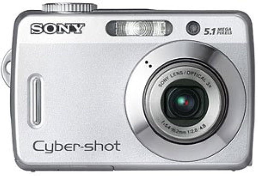 Sony Cybershot DSC-S45 5.1 MP 3x Optical Zoom Digital Camera