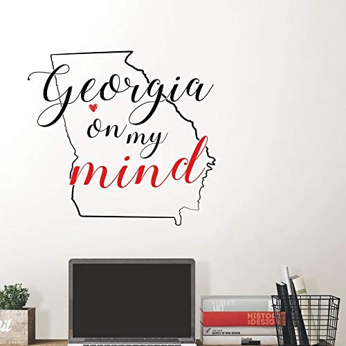Women Text Lettering Vinyl Wall Decal Home Decor