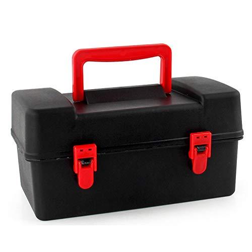 Caja de Almacenamiento portátil de plástico Duradero portátil Organizador para