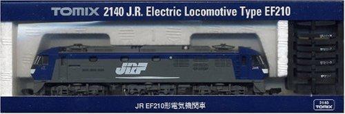 J.R. Electric Locomotive Type EF210 (Model Train)