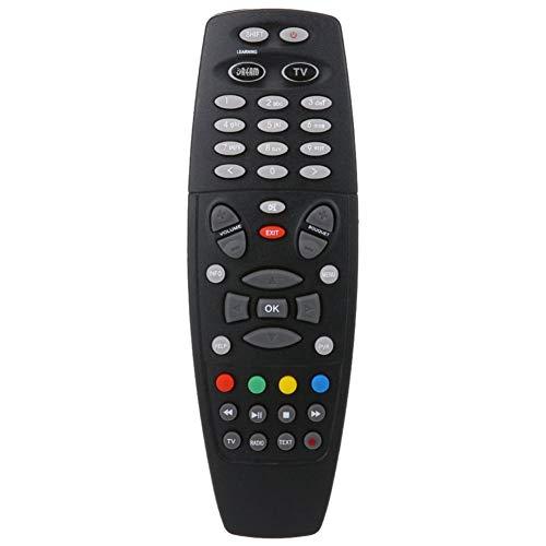YeBetter Smart Tv Fernbedienung Ersatzfernbedienung Für Fernbedienung Schwarz Alle Funktionen Für DM800 DM800Hd DM800Se HDTV
