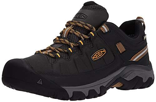 KEEN Targhee Exp Wp M Raven/Inca Gold Mens Hiking Shoe Size 10.5M