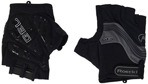 Roeckl Imajo Fahrrad Handschuhe kurz schwarz/grau 2015: Größe: 6.5