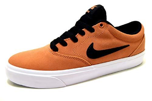 Nike SB Charge Suede, Zapatillas para Carreras de montaa Hombre, Terra Blush Black Te, 42 EU