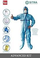 Bon Organik Advanced Certified PPE Kit- White