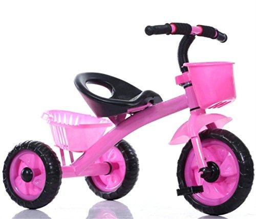 Niños Triciclo Bicicletas Juguetes para bebés 1-3 años de edad bebé carro , 1