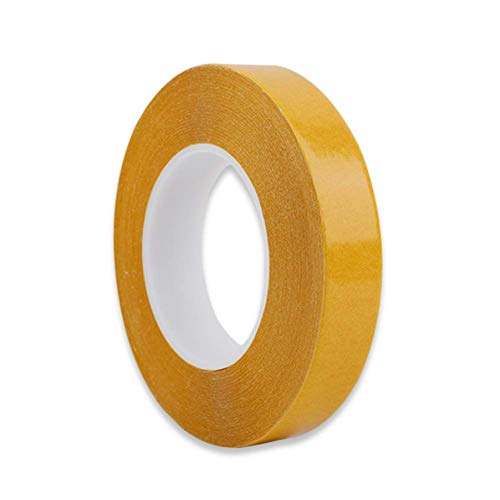 Double Sided Woodworking Tape 1 Inch x 82 Feet Two-Sided Woodworker Tape for Woodworking, CNC Work,Crafting, Wood Template Routing, Removable & Residue Free