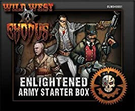 Enlightened Starter Box: Wild West Exodus by Outlaw Miniatures
