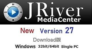 JRiver Media Center 27 Windows ダウンロード版