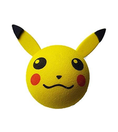 Access All Areas Pikachu Yellow Aerial Topper Car Locator Finder Superhero Father's Day Dad Boy Birthday Gift